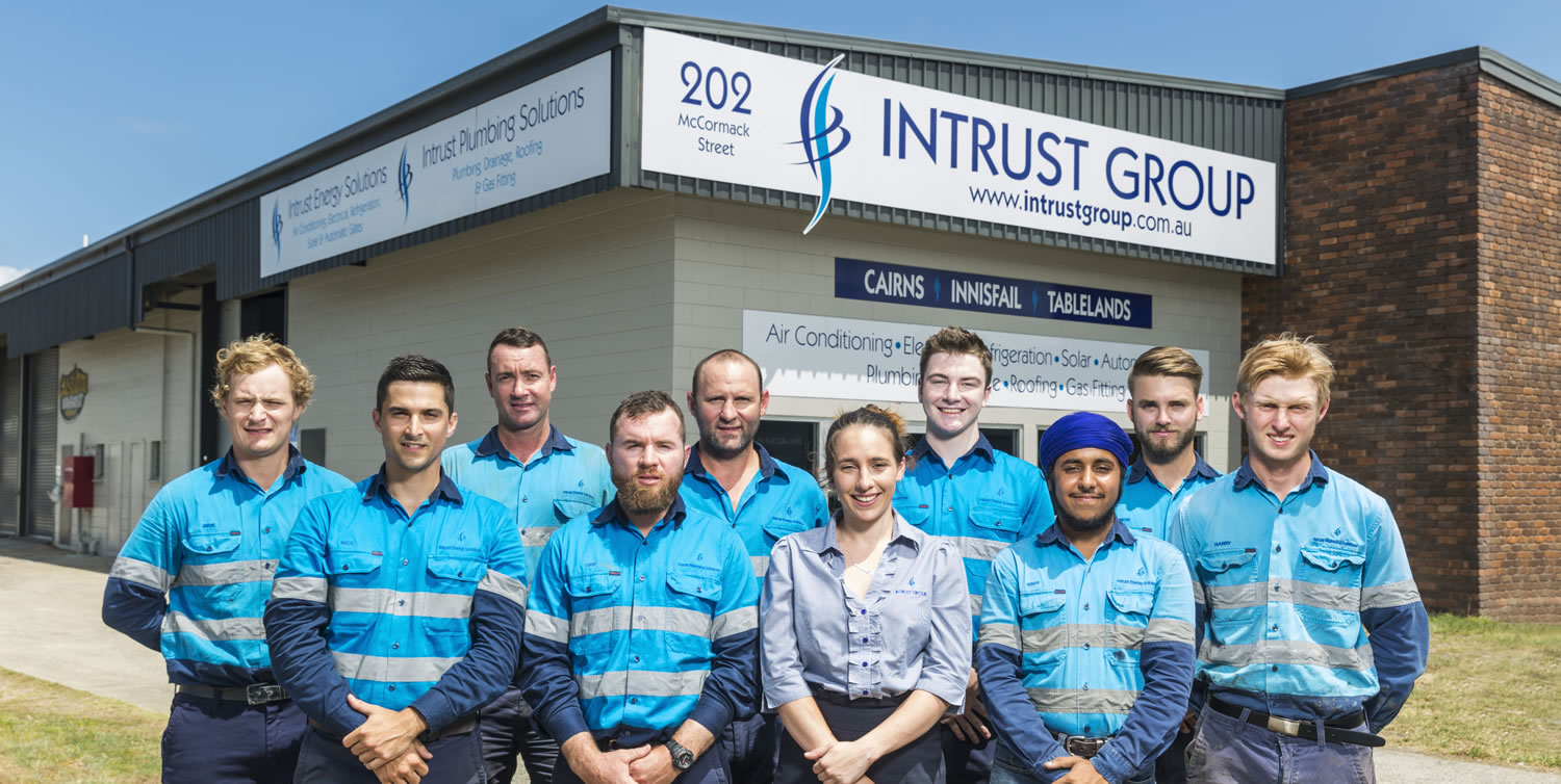 The Intrust Group Team